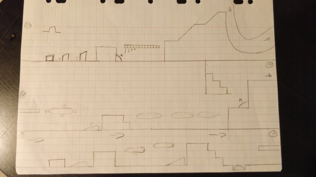 Level 01 - Layout V1